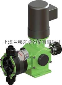 GLM系列机械隔膜计量泵 GLM系列