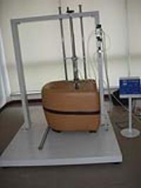 沙发座面耐久性试验机