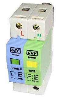 模块式电源防雷器 A100-C/1+NPE