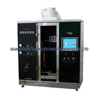 建材燃烧或分解烟密度试验机