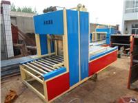 周口不燃聚苯板生产线、 (真金板)连续板材设备特点