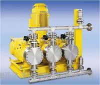 米顿罗PRIMEROYAL系列马达驱动高性能液压隔膜计量泵