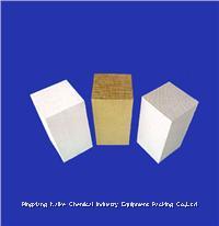 Ceramic Honeycomb as heatexchange media (for RTO)