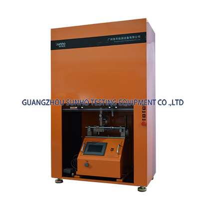 Glow-wire tester