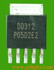 带错误监测功能,36V、1A输出LED驱动DD312 DD312