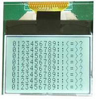 低功耗3.3V液晶模块