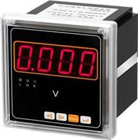 D方形单相电压表