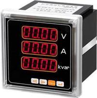 9方形智能电流电压无功功率组合表