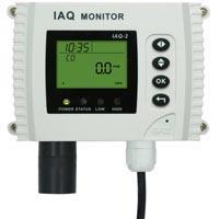 壁挂式一氧化碳检测控制器(一体式) IAQ-2-CO