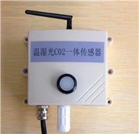 Zigbee无线温湿度光照CO2传感器 RY-WLC04