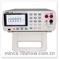 双显示台式数字万用表  VICTOR8155
