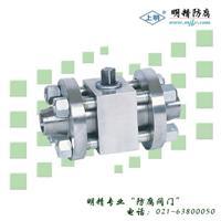 高压焊接球阀 Q61F/Q61N