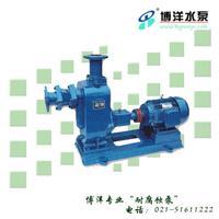 ZW型自吸无堵塞排污泵 ZW型