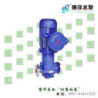 CQG磁力管道泵 CQG型