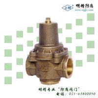 直接作用薄膜式支管减压阀 薄膜式支管减压阀