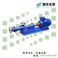 I-1B系列浓浆泵 I-1B系列