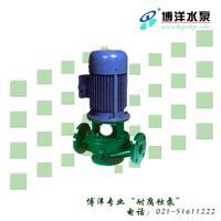 塑料蚀管道泵 FVPL系列