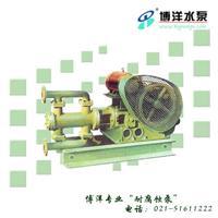 WBR型电动高温往复泵 WBR型