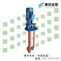 SY型、WSY型、FSY型玻璃钢液下泵 SY型、WSY型、FSY型