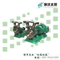 不锈钢旋涡泵 W型