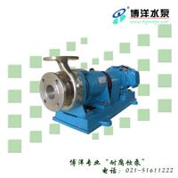 IH型不锈钢化工离心泵 IH型