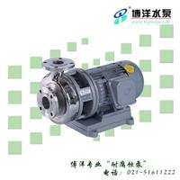 提供HQF系列直联式不锈钢离心泵 HQF系列
