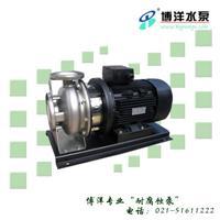 不锈钢卧式单级离心泵 ZS型