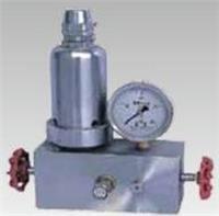 QF-BK-31.5,蓄能器用气体安全阀 QF-BK-31.5,蓄能器用气体安全阀