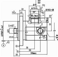 YBZ220M-170/140,叶片泵 YBZ220M-170/140,叶片泵