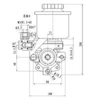 YBZ410E-074/084,叶片泵 YBZ410E-074/084,叶片泵