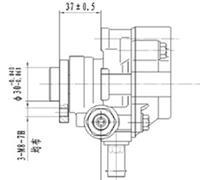 YBZ410I-074/100,叶片泵 YBZ410I-074/100,叶片泵