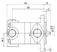 YBZ16C-180/140,叶片泵 YBZ16C-180/140,叶片泵