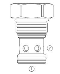 HCV42-M20-0-U-5,HCV42-M20-20TD-U-15,HCV42-M20-10BD-U-30,单向阀 HCV42-M20-0-U-5,HCV42-M20-20TD-U-15,HCV42-M20-10BD