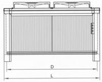 FNV-25/72,FNV-30/87,FNV-45/130,FNV-55/155,FNV-64/185,工业冷凝器 FNV-25/72,FNV-30/87,FNV-45/130,FNV-55/155,FNV-64/1