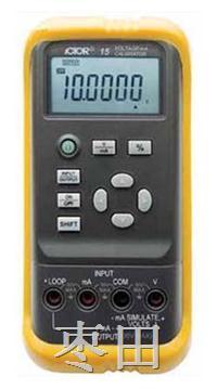 過程(電流電壓)校驗儀 VICTOR15