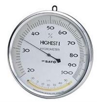 日本佐藤SATO|7540-00 温湿度计 7540-00