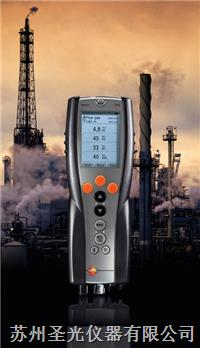 德图手持式工业烟气分析仪 testo 340