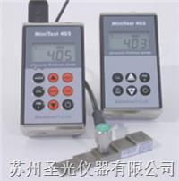 超声波壁厚测厚仪 MINITEST 403/405