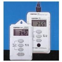 CENTER 342溫濕度記錄儀 群特342