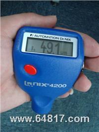 尼克斯QNIX4200涂层测厚仪 QNIX4200
