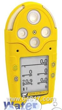 GasAlertMicro5气体检测仪 MC-5