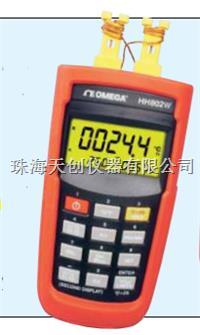 现货供应正品HH802U高精度双输入J/K热电偶温度计 HH802U
