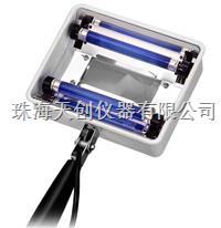 原装进口带放大镜Q-12便携式紫外线灯微量荧光探伤灯 Q-12