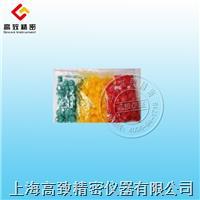 感溫蠟片 60度黃色、70度綠色、80度紅色、90度醬色、100度藍色