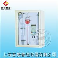HQ-4B微机数显碳硫分析仪 HQ-4B