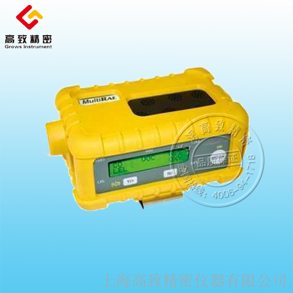 PGM-54泵吸式五種氣體檢測儀