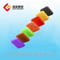 邵氏硬度块标准块塑料标准硬度块A型海绵硬度块 A型
