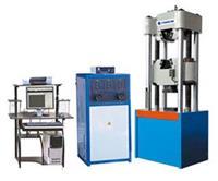 微機控製電液伺服萬能試驗機