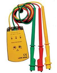 三相交流電相序表