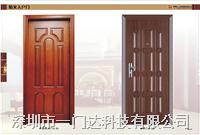 深圳木质防火门 6
